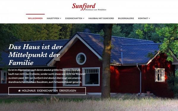 Sunfjord Schwedenhäuser Fertighäuser