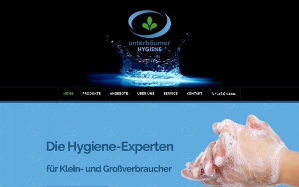 Unterbäumer Hygiene Flensburg, Schleswig-Holstein