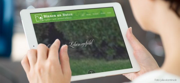 auf dem iPad sieht mein Hintergrundbild furchtbar aus
