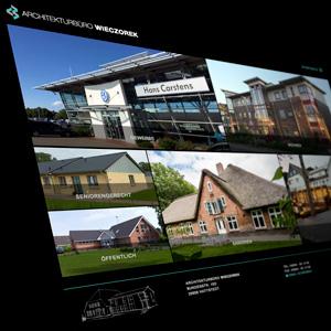 Webdesign für Architekten Nähe Husum