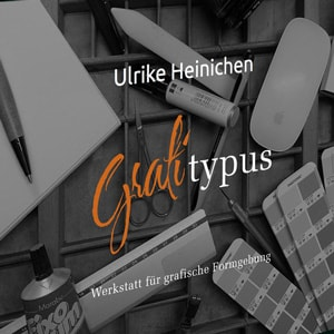 Webdesign für das Grafikdesign Büro Grafitypus in Kiel