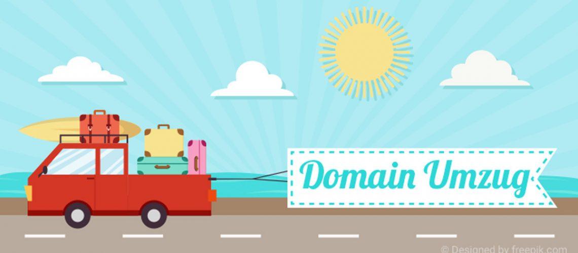 Domain Umzug - Was muss ich beachten?