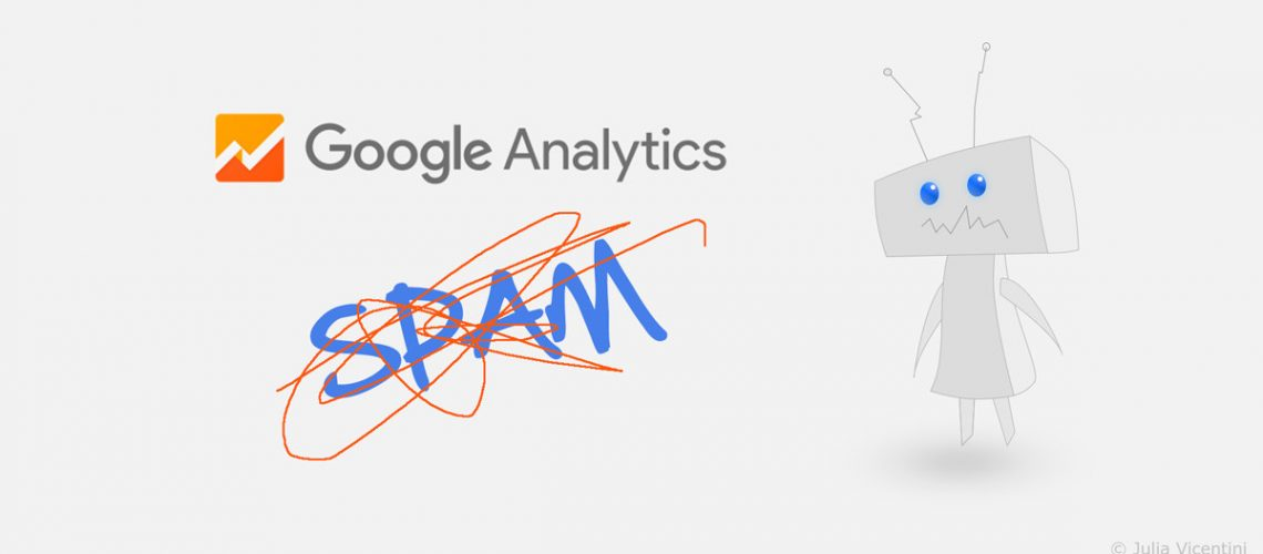 Google Analytics Spam beseitigen